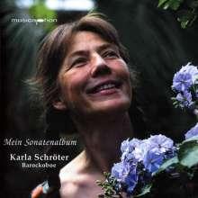 Karla Schröter - Mein Sonatenalbum, CD