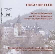 Hugo Distler (1908-1942): Cembalokonzert op.14, Super Audio CD