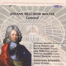 Johann Melchior Molter (1696-1765): Concerti, CD