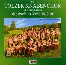 Tölzer Knabenchor: Deutsche Volkslieder, CD