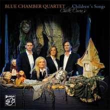 Blue Chamber Quartet (Klavier,Harfe,Vibraphon,Kontrabass), Super Audio CD