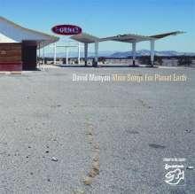 David Munyon: More Songs For Planet Earth, CD