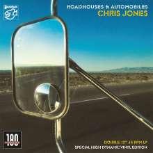 "Chris Jones: Roadhouses & Automobiles (180g) (45 RPM), 2 Singles 12"""