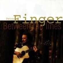 Peter Finger: Between The Lines, CD