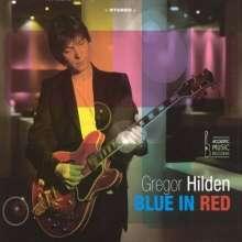 Gregor Hilden: Blue In Red, CD