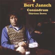 Bert Jansch: Thirteen Down, CD