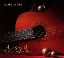 Volker Schäfer: Auszeit: Weihnachtliche Impressionen, CD