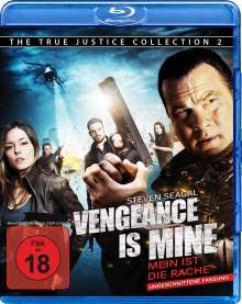 Vengeance Is Mine - Mein ist die Rache (Blu-ray), Blu-ray Disc