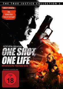 One Shot, One Life - Mission Nemesis, DVD
