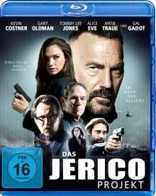 Das Jerico Projekt (Blu-ray), Blu-ray Disc