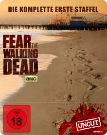 Fear the Walking Dead Staffel 1 (Blu-ray im Steelbook), 2 Blu-ray Discs
