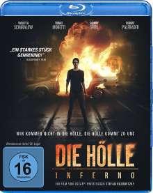 Die Hölle - Inferno (Blu-ray), Blu-ray Disc