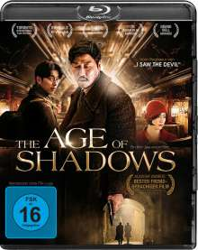 The Age of Shadows (Blu-ray), Blu-ray Disc