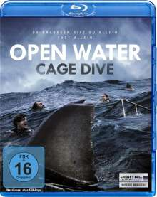 Open Water 3: Cage Dive (Blu-ray), Blu-ray Disc