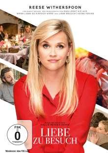 Liebe zu Besuch, DVD