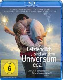Letztendlich sind wir dem Universum egal (Blu-ray), Blu-ray Disc