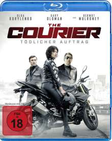 The Courier (2019) (Blu-ray), Blu-ray Disc