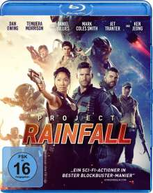 Project Rainfall (Blu-ray), Blu-ray Disc