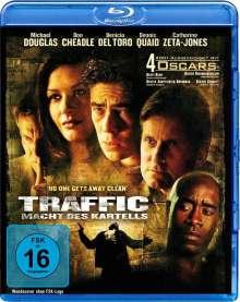 Traffic - Macht des Kartells (Blu-ray), Blu-ray Disc