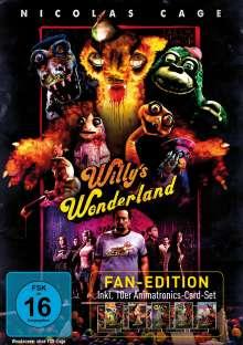 Willy's Wonderland (Fan-Edition), DVD