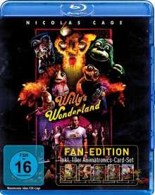 Willy's Wonderland (Fan-Edition) (Blu-ray), Blu-ray Disc