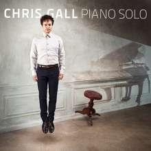 Chris Gall (geb. 1975): Piano Solo, CD