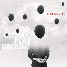 Chris Gall (geb. 1975): Cosmic Playground, CD