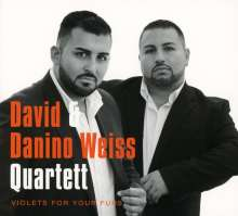 David & Danino Weiss: Violets For Your Furs, CD