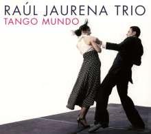 Raúl Jaurena: Tango Mundo, CD