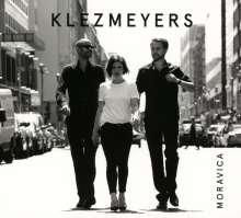 Klezmeyers: Moravica, CD