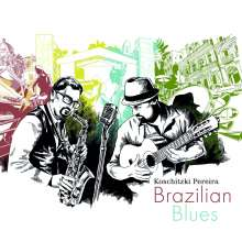 Stefan Koschitzki & Fabiano Pereira: Brazilian Blues, CD