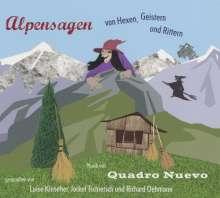 Alpensagen 2-Von Hexen,Geistern Und Rittern, CD