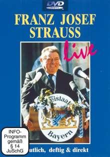 Franz Josef Strauß live, DVD