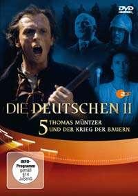 Die Deutschen II Teil 5: Thomas Müntzer und der Bauernkrieg, DVD