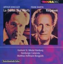Frank Martin (1890-1974): Requiem, CD
