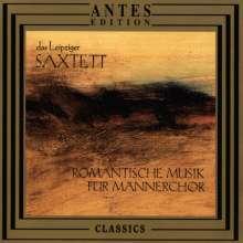 Romantische Chorwerke für Männerchor, CD