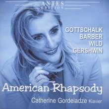 Catherine Gordeladze - American Rhapsody, CD