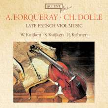 Antoine Forqueray (1671-1745): Pieces de Viole (Suite Nr.3), CD