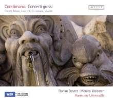 Corellimania - Concerti grossi, CD