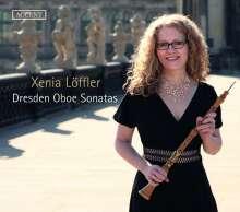 Xenia Löffler - Dresden Oboe Sonates, CD