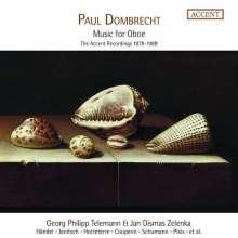 Paul Dombrecht - Musik für Oboe (The Accent Recordings 1978-1988), 7 CDs