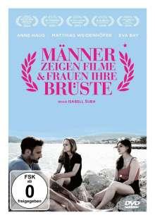Männer zeigen Filme und Frauen ihre Brüste, DVD