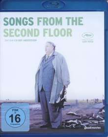 Songs From The Second Floor (OmU) (Blu-ray), Blu-ray Disc