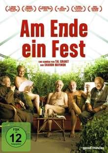 Am Ende ein Fest, DVD