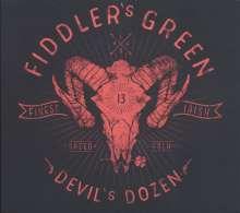 Fiddler's Green: Devil's Dozen, 2 LPs und 1 CD