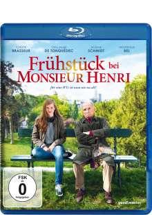 Frühstück bei Monsieur Henri (Blu-ray), Blu-ray Disc