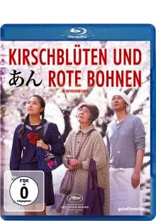Kirschblüten und rote Bohnen (Blu-ray), Blu-ray Disc
