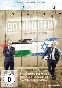 90 Minuten - Bei Abpfiff Frieden (OmU), DVD