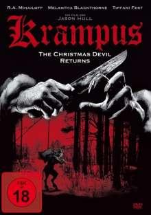 Krampus - The Christmas Devil Returns, DVD