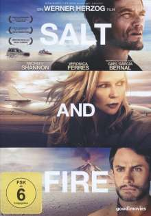 Salt and Fire, DVD
